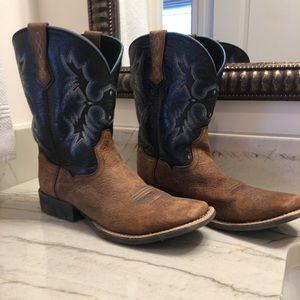 Ariat boys cowboy boots